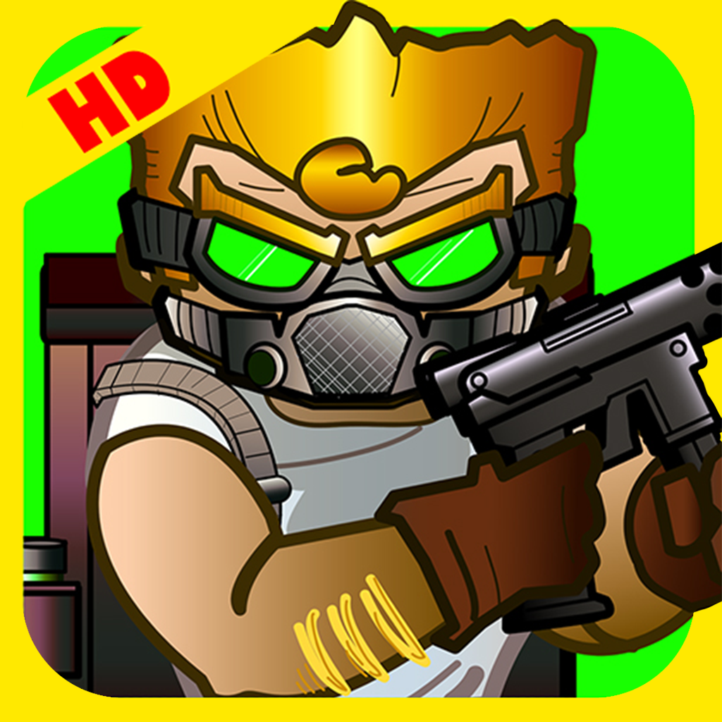A Zombie Toxic 2: City Limits Free War Games HD