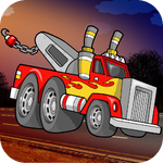 Tow Truck Racing : The towing emergency broken down car rescue - Gold Edition