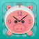 Alarm Clock, Piggy icon